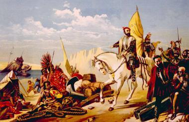 La explotación de los nativos produjo el desplome.