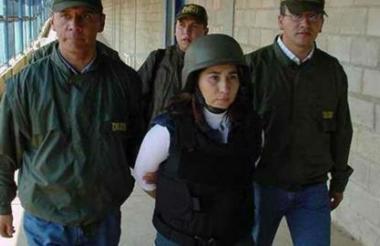 Omaira Rojas Cabrera, alias  Sonia.