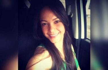 Ilina Guerra,  asesinada la noche del pasado viernes.