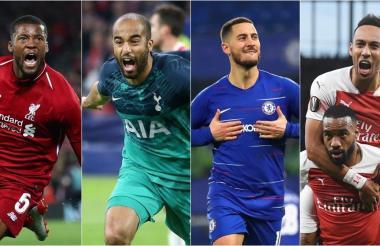 Estos son los finalistas de la UEFA Champions League y Europa League.