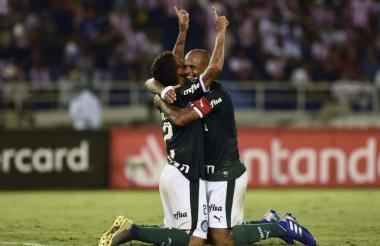 Palmeiras fue junto al Cruzeiro el equipo que más puntos hizo en la primera fase, 15 en total.