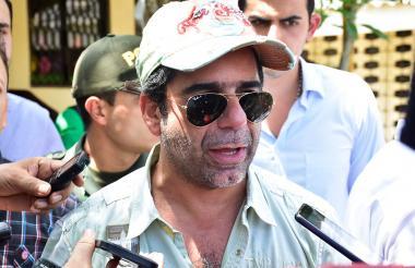 El alcalde de Barranquilla, Alejandro Char.