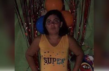Angélica María Montaño Acosta de 32 años.