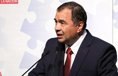 Fabio Espitia, jefe de la Unidad Delegada ante la Corte.