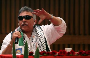 Seuxis Paucias Hernández Solarte, 'Jesús Santrich'.