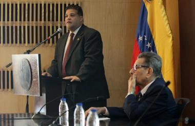 Franco Casella, diputado opositor venezolano.