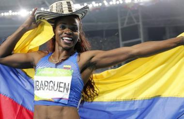 Caterine Ibargüen, elegida como la Mejor Atleta del Mundo en 2018, hará parte de la competencia.