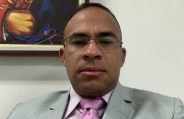 Jesús García, general del ejército venezolano.