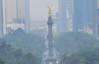 Contaminación ambiental en México.