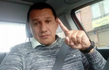 Marlon Marín, sobrino de 'Iván Márquez'.