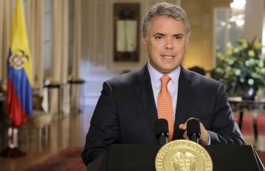 El presidente Iván Duque ha tenido que lidiar con Seuxis Paucias Hernández, conocido como Jesús Santrich.