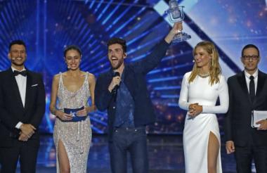 Duncan Laurence ganó la edición 64 del Festival de Eurovisión.
