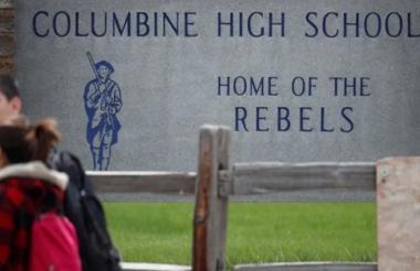Escuela de Columbine, Estados Unidos.