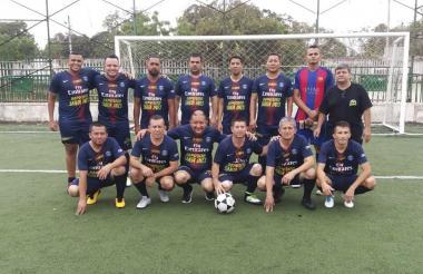La colonia de La Fuente suma cuatro puntos en el campeonato.