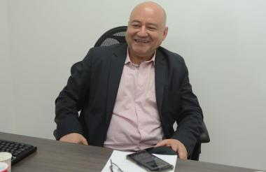 Carlos Antonio Lozada.