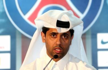Nasser Al-Khelaifi.