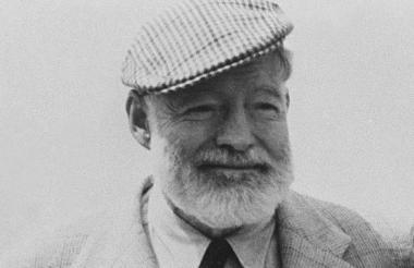 Hemingway ganó el Nobel de Literatura en 1959.