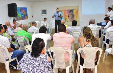 La Alcaldía de Valledupar viene socializando las obras que se realizarán en el Centro Histórico