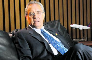 Roberto José Kriete Ávila, presidente de junta de Avianca Holdings.