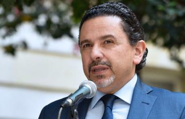 Alto Comisionado para la Paz, Miguel Ceballos.