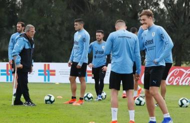 Selección Uruguay.