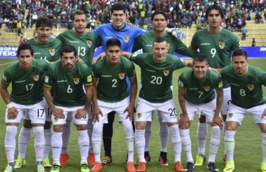 Selección de Bolivia.