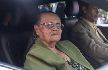 """Consuelo Loera Pérez, madre del narcotraficante Joaquín """"el Chapo"""" Guzmán"""