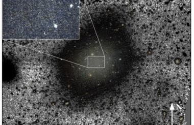 La galaxia se encuentra más cerca de lo que se creía en la anterior investigación.
