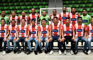 Esta es la nómina del Independiente Barranquilla para la Liga Nacional Futsal.