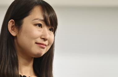 Yumi Ishikawa, promotora del movimiento #Kutoo