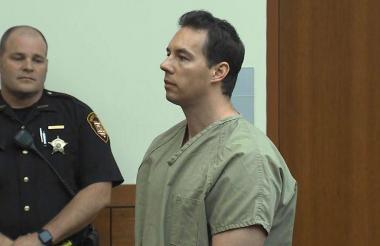 Doctor William Husel en la audiencia de imputación de cargos.