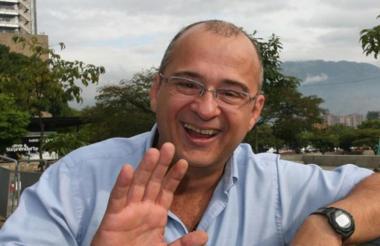 Jota Mario Valencia (1956 Medellín - 2019 Cartagena).