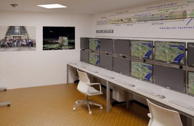 Laboratorio del Centro de Control Remoto, ROC (siglas en inglés).