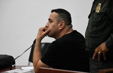 Jorge Eliécer Vélez Amador pidió perdón a sus primos, a Dios y a la sociedad por el asesinato de Aracelis Amador de García.