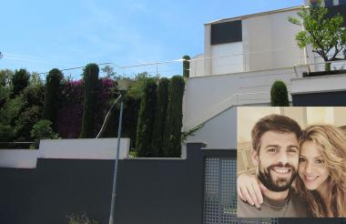 Una de las casas de vacaciones de Shakira y Piqué fue una de las asaltadas en los últimos años.
