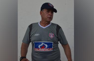 Pedro Sarmiento, técnico del Unión Magdalena.