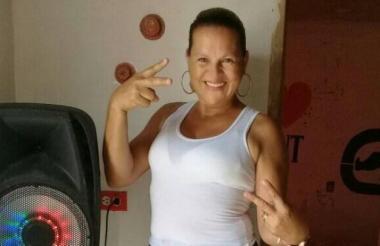 Rosalía Gómez Mendoza, la víctima mortal.