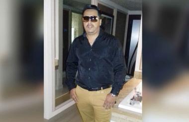 Jorge Eliécer Díaz Collazos, alias Castor, quien está a la espera de que se resuelva su extradición.