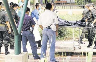 El primero de agosto del 2005, 15 policías murieron en una emboscada por el frente 59 de las Farc cerca de Patillal.