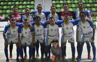 Barranquilleros ha empezado sólido en el torneo.