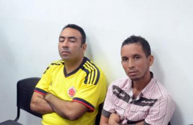 Johan Beltrán Ulloque y Miguel González Reales, condenados.