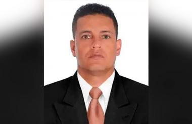Luis Eduardo Millán Manrique, comandante del Cuerpo de Custodia de la Cárcel de Alta Seguridad de Cómbita.
