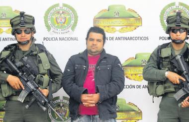Alias Chucho Mercancía, jefe de 'Los Pachenca'.