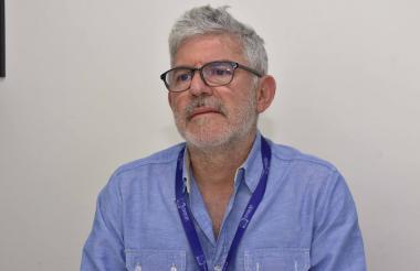 Arturo Zea Solano, coordinador para la Región Caribe de la Comisión de la Verdad.