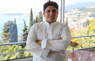 Mirazur es el nombre del restaurante de Mauro Colagreco.