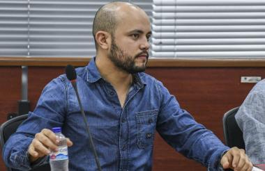 Juan Ricardo Carvajal Vargas, alias el Diablo.