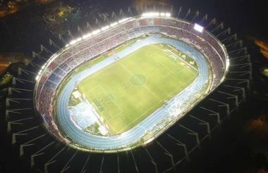 El estadio Metropolitano Roberto Meléndez ya fue sede de la Copa América Colombia-2001.