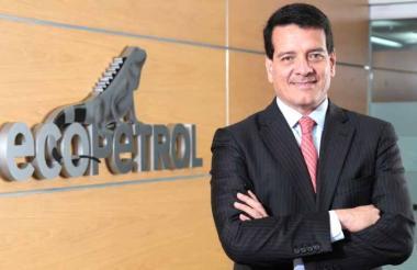 Felipe Bayón, presidente de la petrolera Ecopetrol.