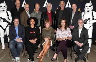 Reunión de creadores en Beverly Hills .
