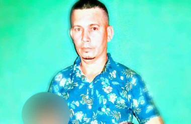 Robinson Rafael Medina Gómez, víctima.